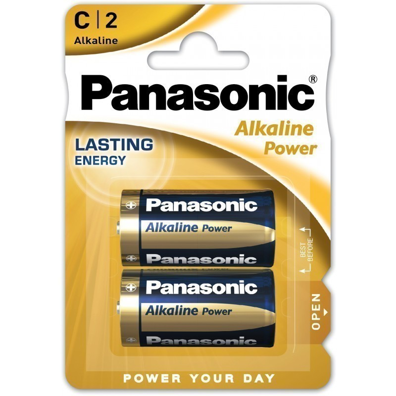 Panasonic baterijas LR14APB/2BP