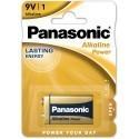 Panasonic baterija 6LR61APB/1B 9V