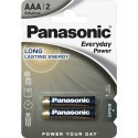 Panasonic battery LR03EPS/2B