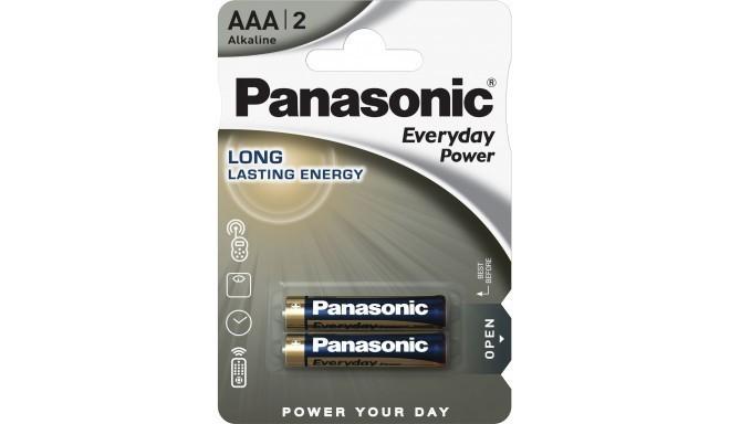Panasonic Everyday Power patarei LR03EPS/2B