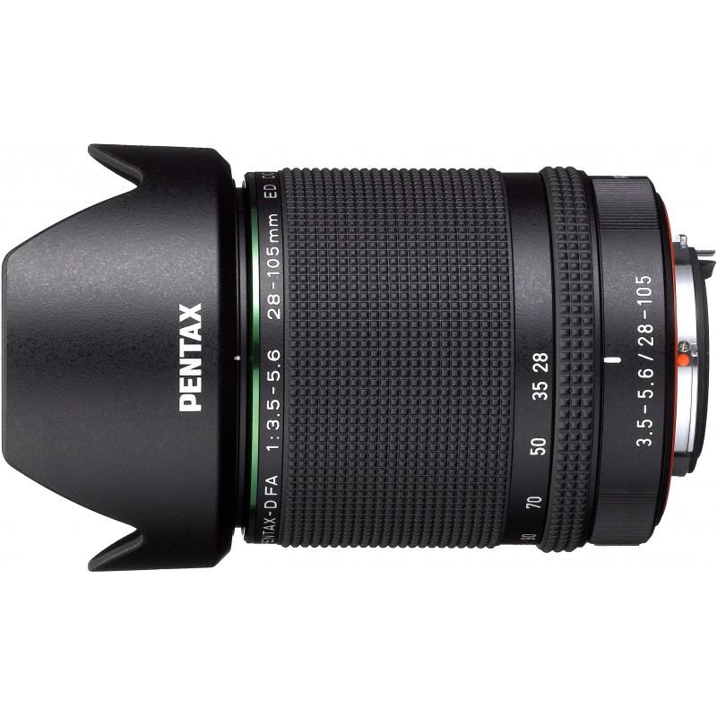 HD Pentax D-FA 28-105mm f/3.5-5.6 ED DC WR