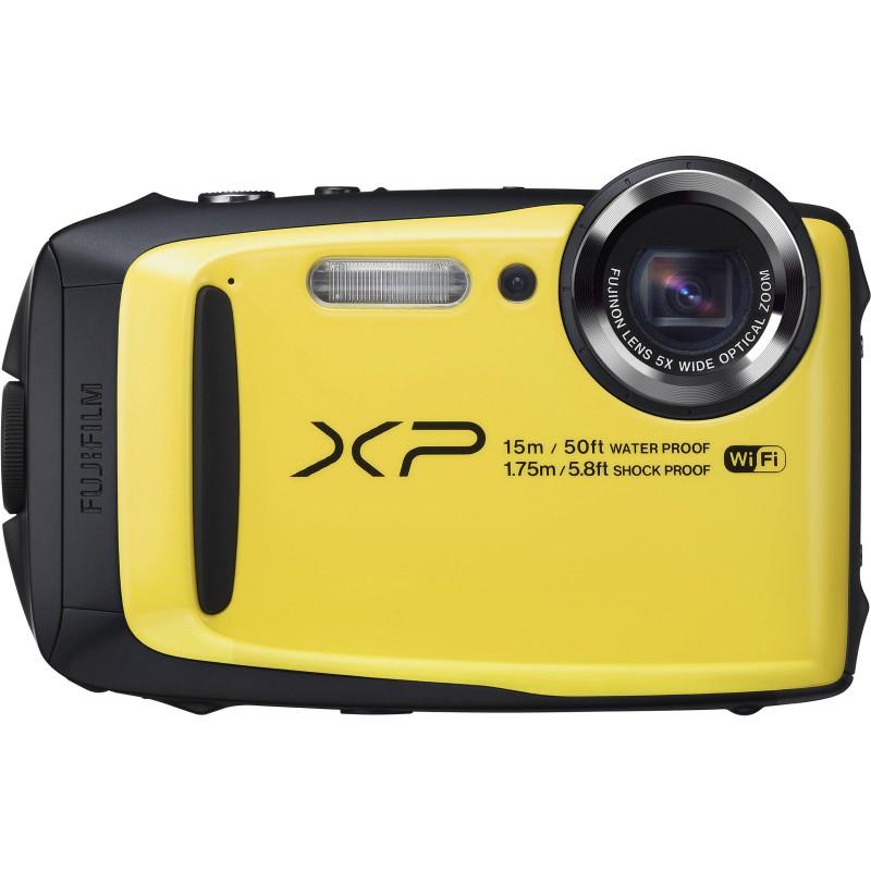 Fujifilm FinePix XP90, kollane