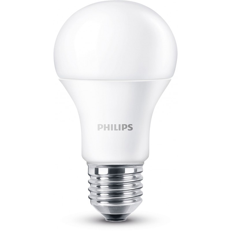 philips led lamp e27 13 5w 2700k led lambid photopoint. Black Bedroom Furniture Sets. Home Design Ideas