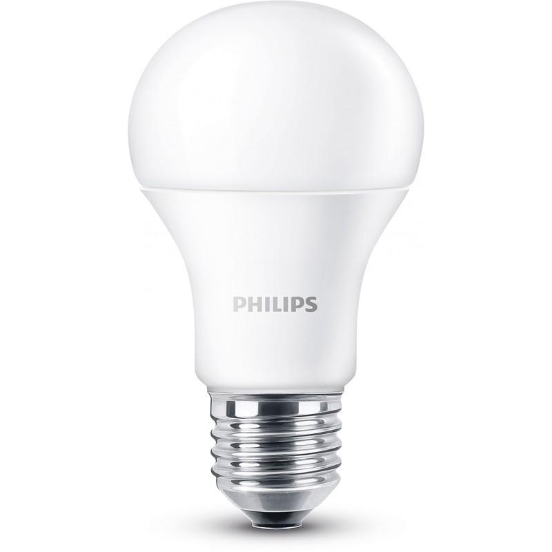 philips led lamp e27 13 5w 2700k led lambid photopoint. Black Bedroom Furniture Sets. Home Design Ideas