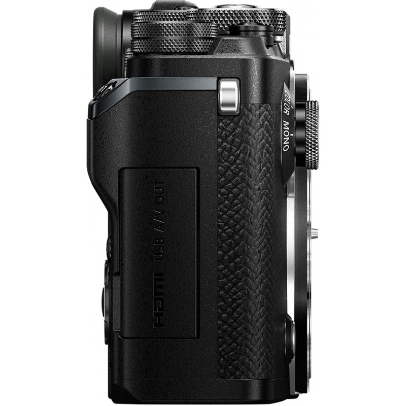 Olympus PEN-F + 14-42mm EZ Kit, must