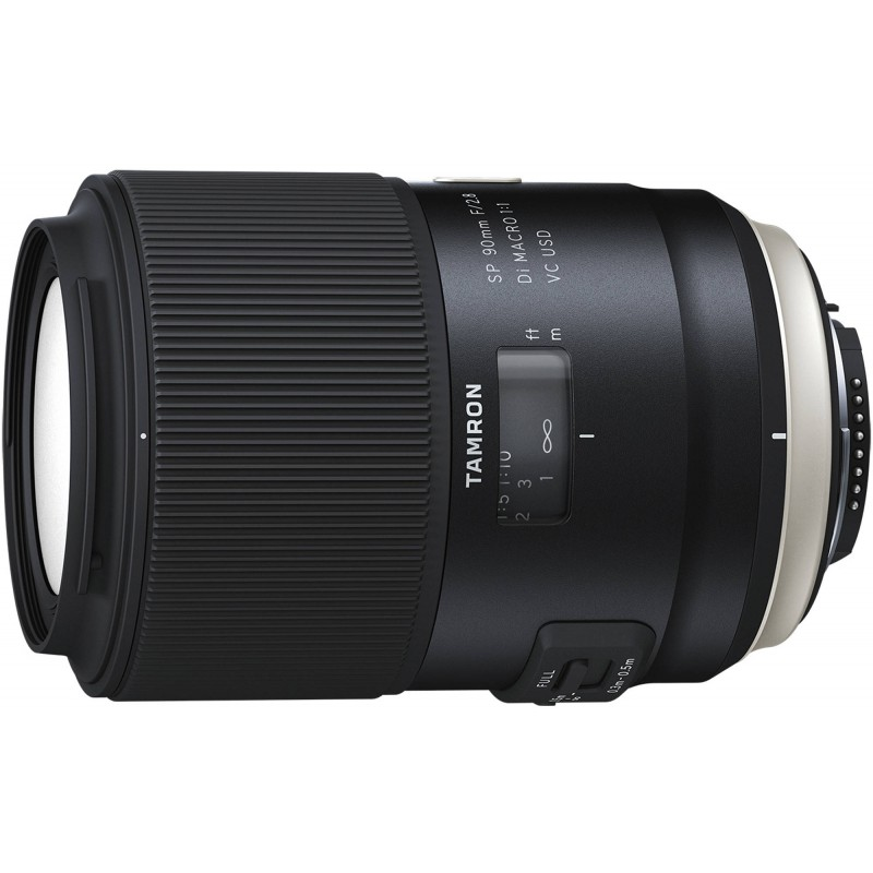 Tamron SP 90mm f/2.8 Di VC USD Macro lens for Nikon