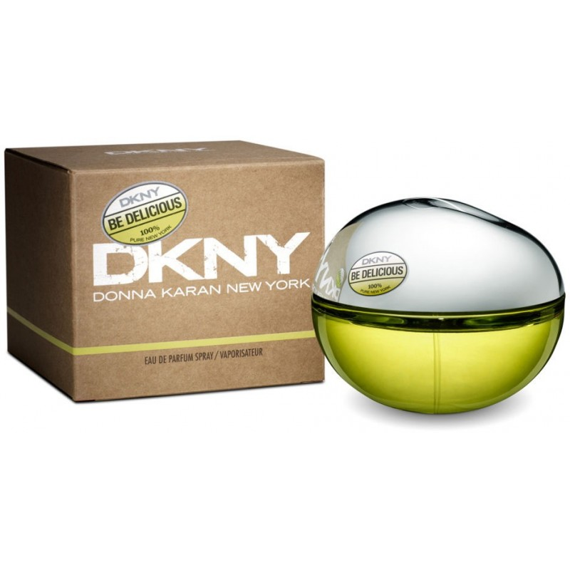 DKNY Be Delicious Pour Femme Eau de Parfum 50ml Perfumes & fragrances Nordic Digital
