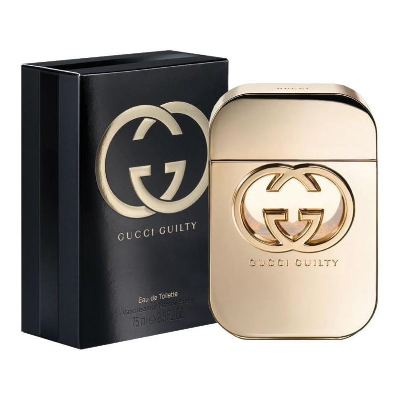 Gucci Guilty Pour Femme Eau de Toilette 75ml - Perfumes ... 840c20a6c23