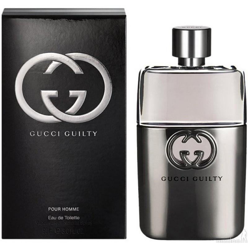 Gucci Guilty Pour Homme Eau De Toilette 90мл парфюмерия Nordic