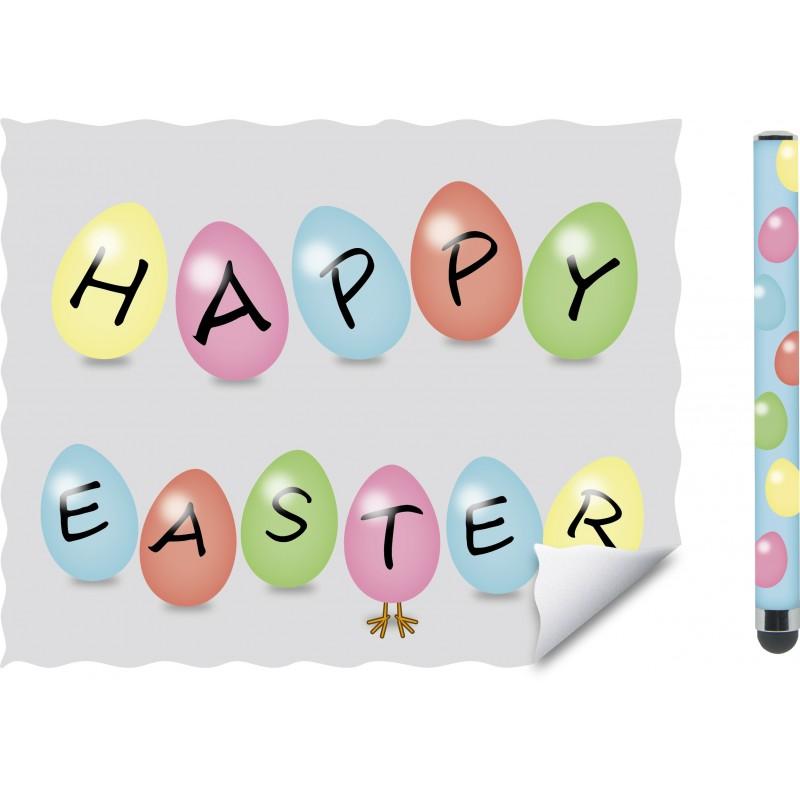 Speedlink puutepliiats + puhastuslapp Cerimo Easter Set