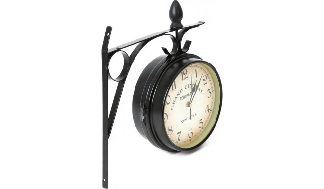 Platinet wall clock Station (43220)