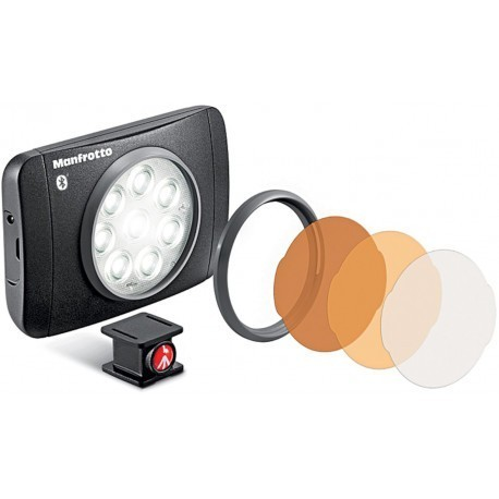 Manfrotto LED gaisma Lumimuse 8 Bluetooth