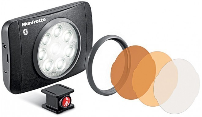Manfrotto LED light Lumimuse 8 Bluetooth