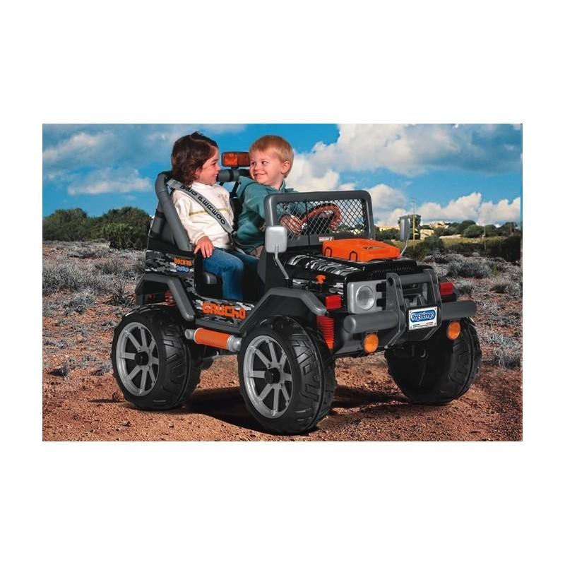 PEG PEREGO electric ride on Gaucho Rockin 2014 OD0075 - Ride on toys ...