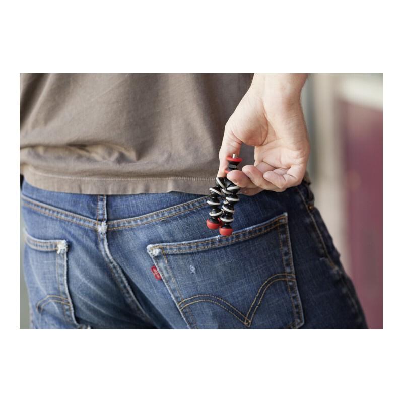 Joby tripod Gorillapod Mini Magnetic, black/grey/red