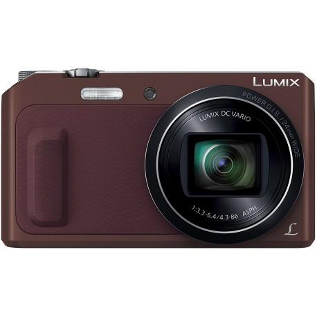 Panasonic Lumix DMC-TZ57, brūns