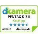 Pentax K-3 II корпус