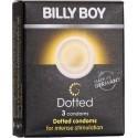 Billy Boy kondoom Fun Dotted 3tk