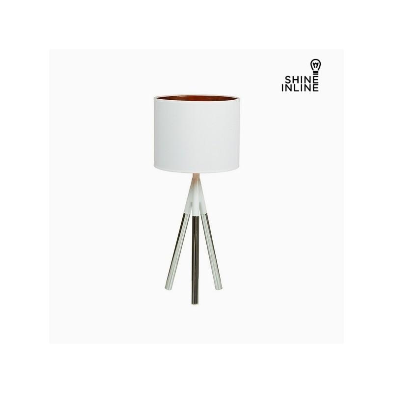 Desk Lamp Chrome Aluminium 23 X 52 Cm By Shine Inline