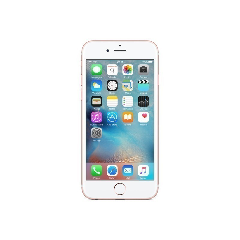 Apple iPhone 6s 64GB, розовый
