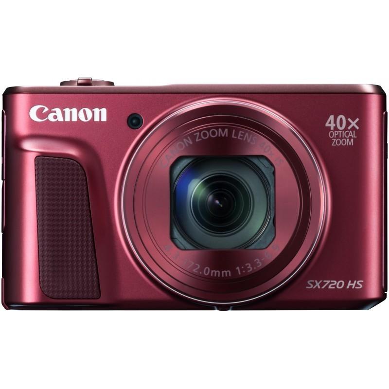 Canon PowerShot SX720 HS, punane
