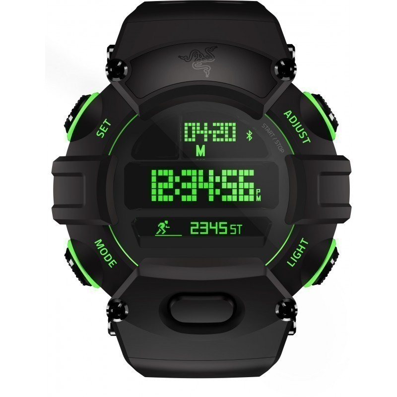 how to reset razer nabu watch