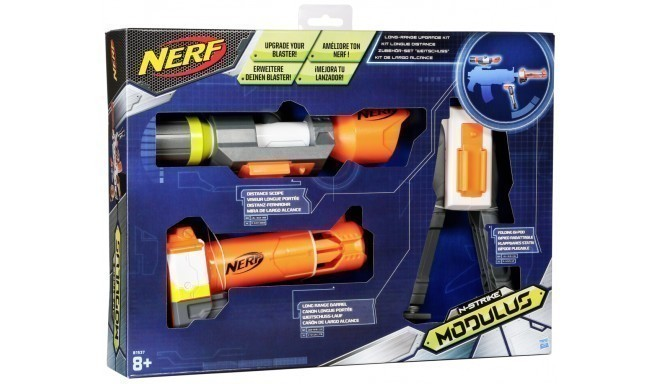 Nerf gun N-Strike Elite XD Modulus Long Range Upgrade Kit