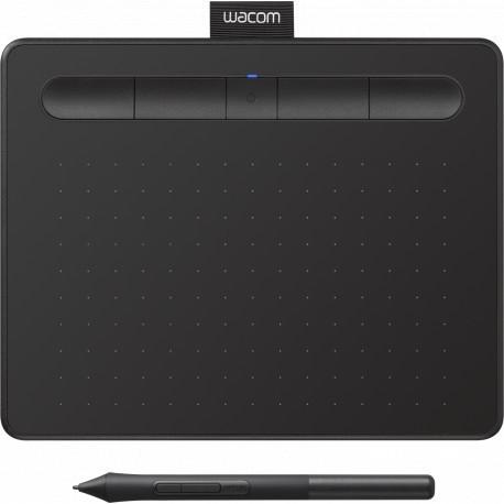 Wacom grafskā planšete Intuos S Bluetooth, melna
