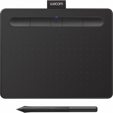 Wacom graphics tablet Intuos S Bluetooth, black