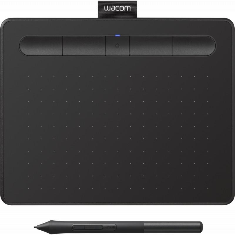 Wacom graphics tablet Intuos Comfort Pen Bluetooth S, black