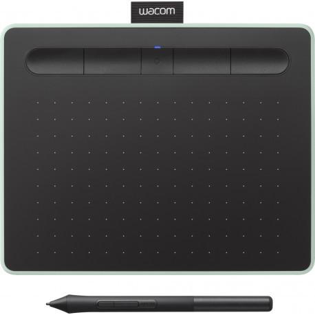 Wacom grafskā planšete Intuos S Bluetooth, pistāciju zaļa