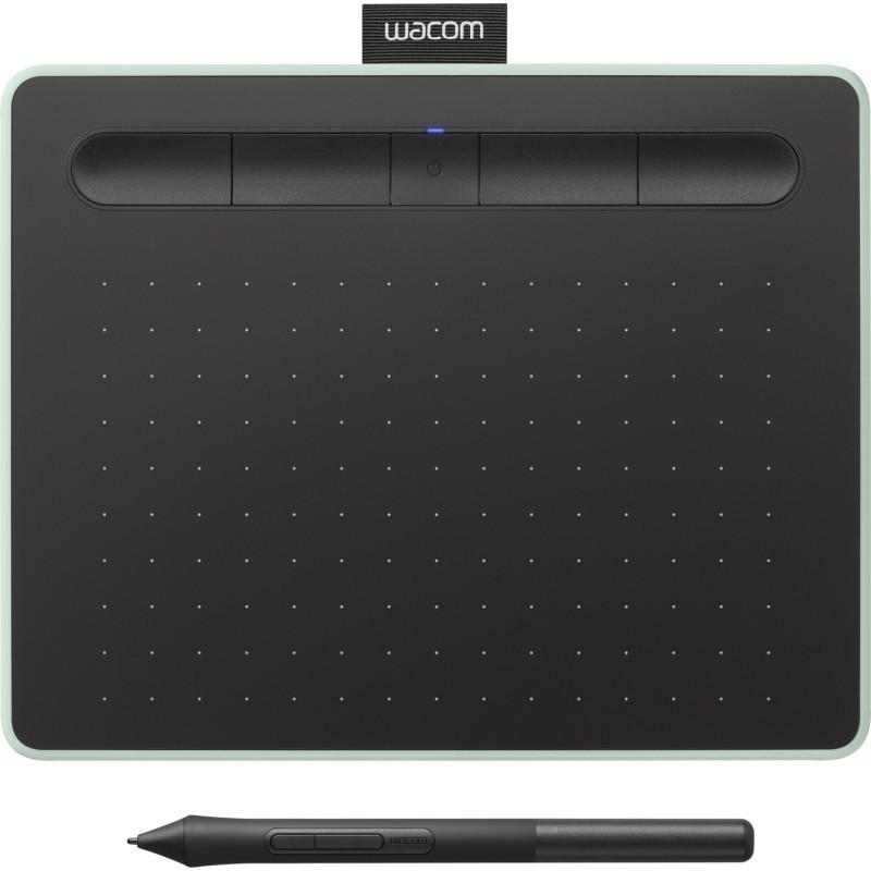 Wacom graphics tablet Intuos Comfort Pen Bluetooth S, pistachio green