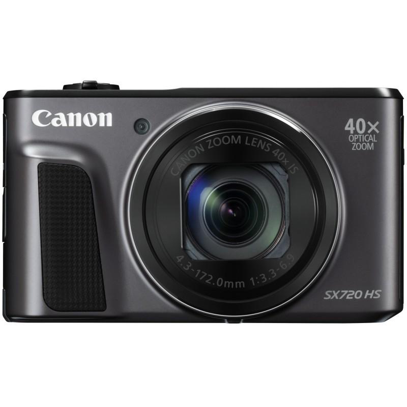 Canon PowerShot SX720 HS, must