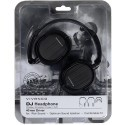 Vivanco headphones DJ20, black (36515)