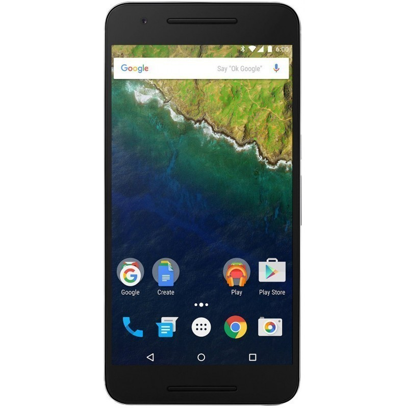 Huawei Nexus 6P 32GB, серый