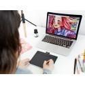 Wacom графический планшет Intuos Comfort Pen Bluetooth S, зеленый