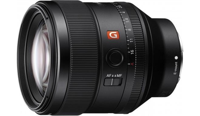 Sony FE 85мм f/1.4 GM объектив