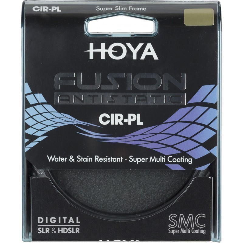 Hoya filter ringpolarisatsioon Fusion Antistatic 62mm