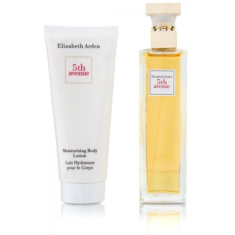 Elizabeth Arden 5th Avenue Pour Femme Eau de Parfum 125ml set