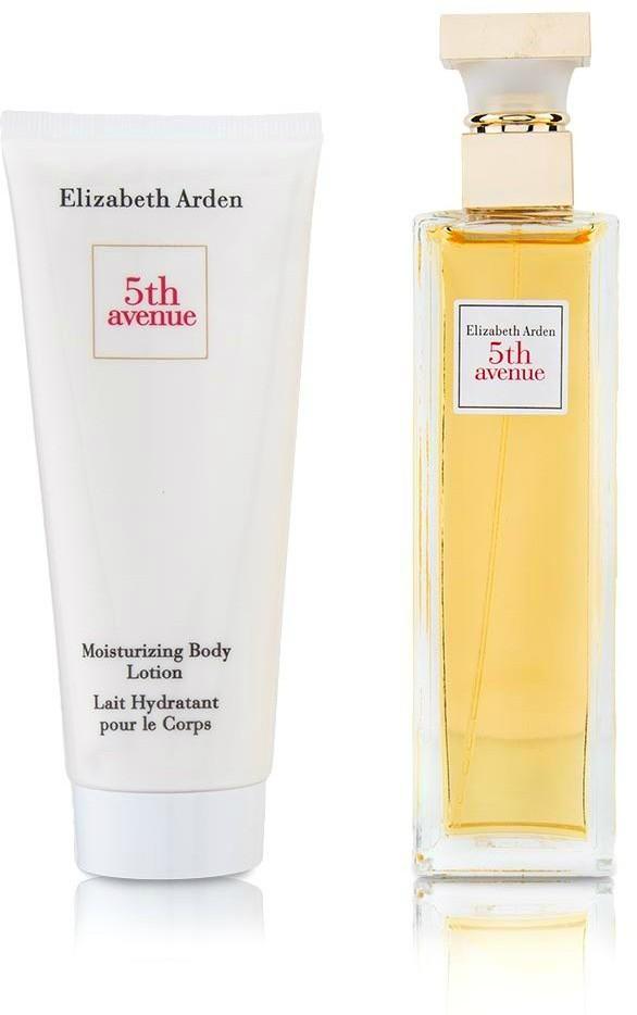 Elizabeth Arden 5th Avenue Pour Femme Eau de Parfum 125ml komplekt