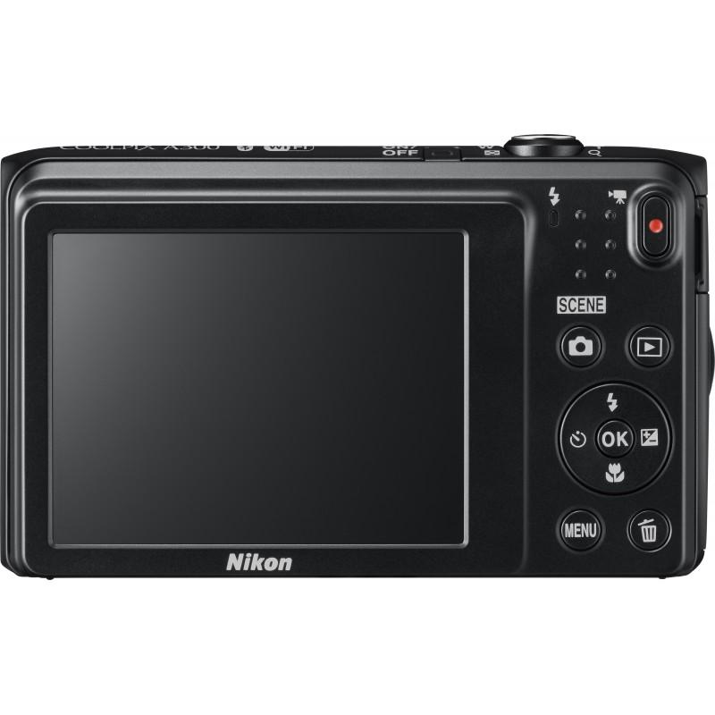 Nikon Coolpix A300, must