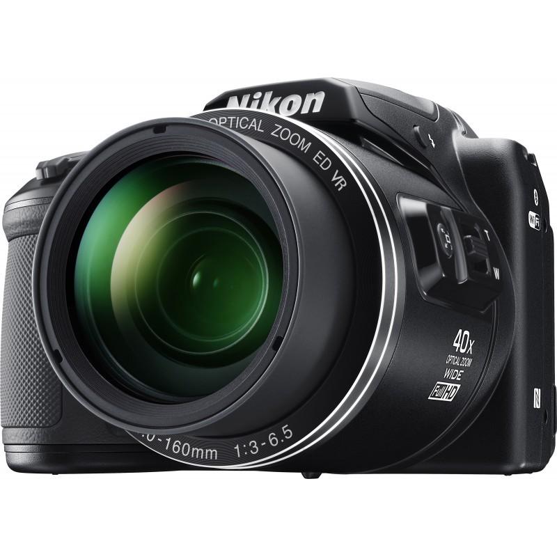 Nikon Coolpix B500, черный