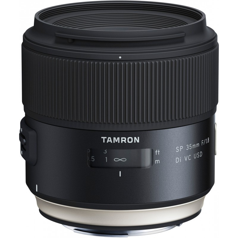 Tamron SP 35mm f/1.8 Di USD objektiiv Sonyle