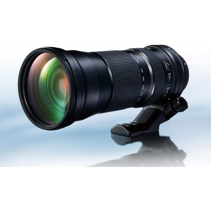 Tamron SP 150-600mm f/5.0-6.3 DI VC USD objektiiv Nikonile