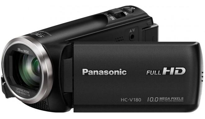 Panasonic HC-V180, black