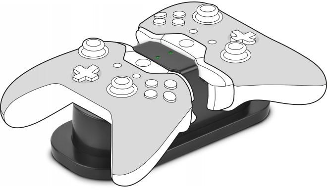 Speedlink laadija Twindock Xbox, must (SL-250000-BK)