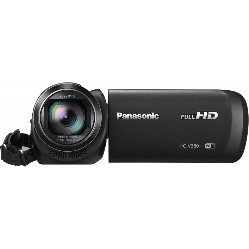 Panasonic HC-V380EP-K, black