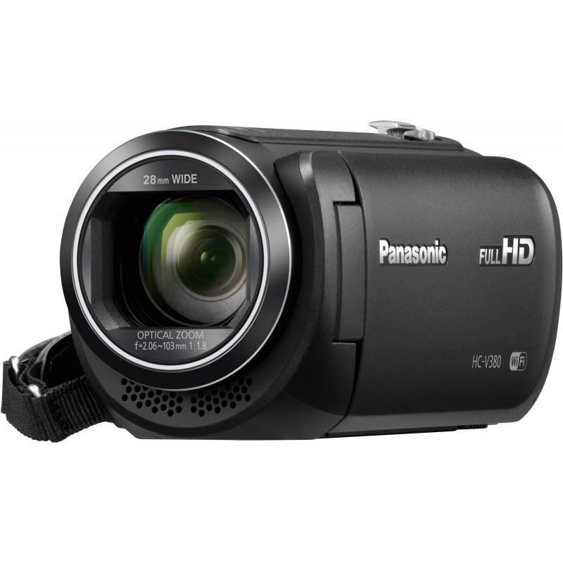 Panasonic HC-V380EP-K, must