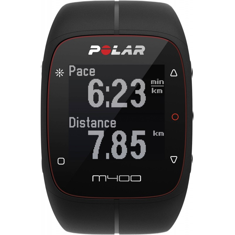 Polar M400 HR, must