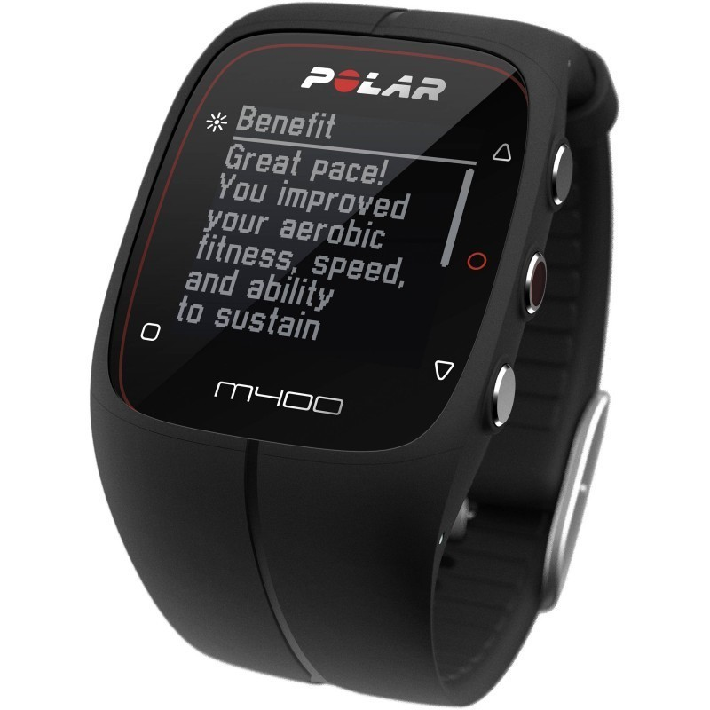 Polar M400 HR, must
